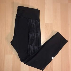 Lululemon tight stuff leggings
